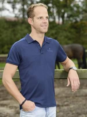 BUSSE Polo-Shirt HARPER TECH :181