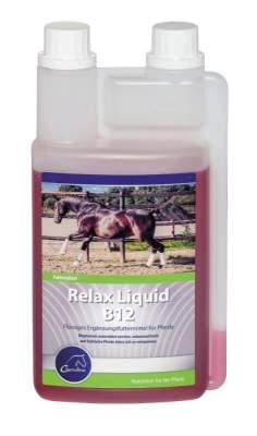 Chevaline Relax Liquid B12, 1 l, Dosierflasche