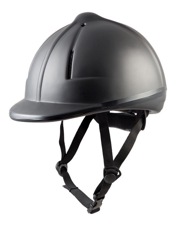 PFIFF Sicherheitsreithelm K-3A, K-3B, K-3C, Grösse L, schwarz