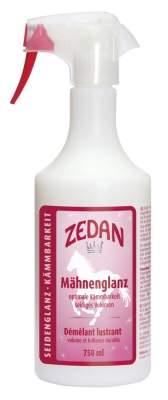 ZEDAN Mähnenglanz Mähnenspray, 750 ml Flasche