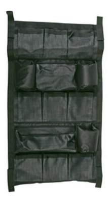 HKM Stalltasche für Putzzeug, schwarz