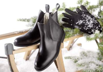 "USG ""New Allround Winter"" Stiefelette"