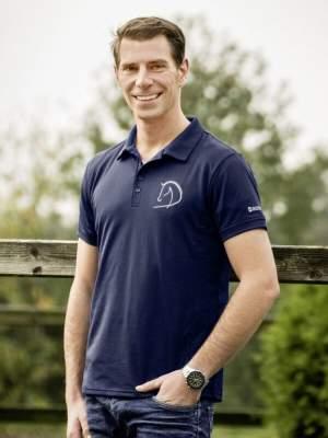 BUSSE Polo-Shirt CREW-MAN