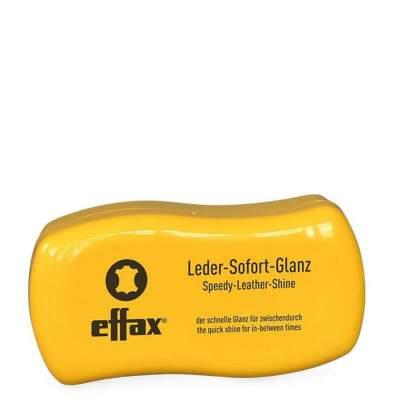 effax® Leder Sofort-Glanz, Schwamm