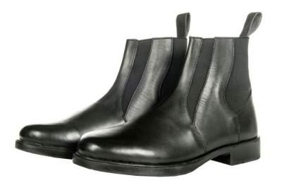 HKM Jodhpur mit doppeltem Elastikeinsatz, Schuhgrösse 40, schwarz
