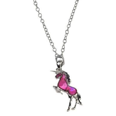WALDHAUSEN Halskette - Einhorn