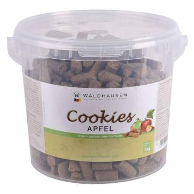 WALDHAUSEN Cookies, 3 kg Eimer