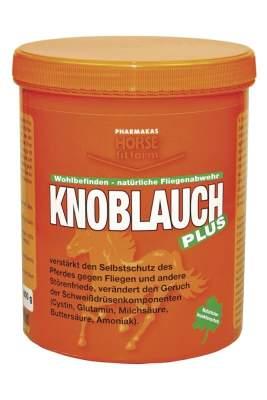 HORSE fitform® KNOBLAUCH-Pulver PLUS, 800 g