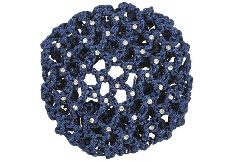 HKM Haarnetz mit synthetischen Diamanten