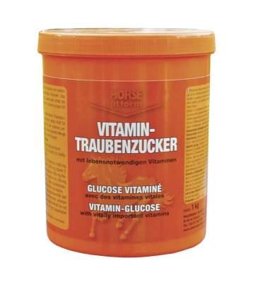 HORSE fitform® VITAMIN-TRAUBENZUCKER, 1 kg