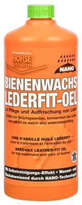 HORSE FITFORM Bienenwachs Lederfit-Öl, 1000 ml