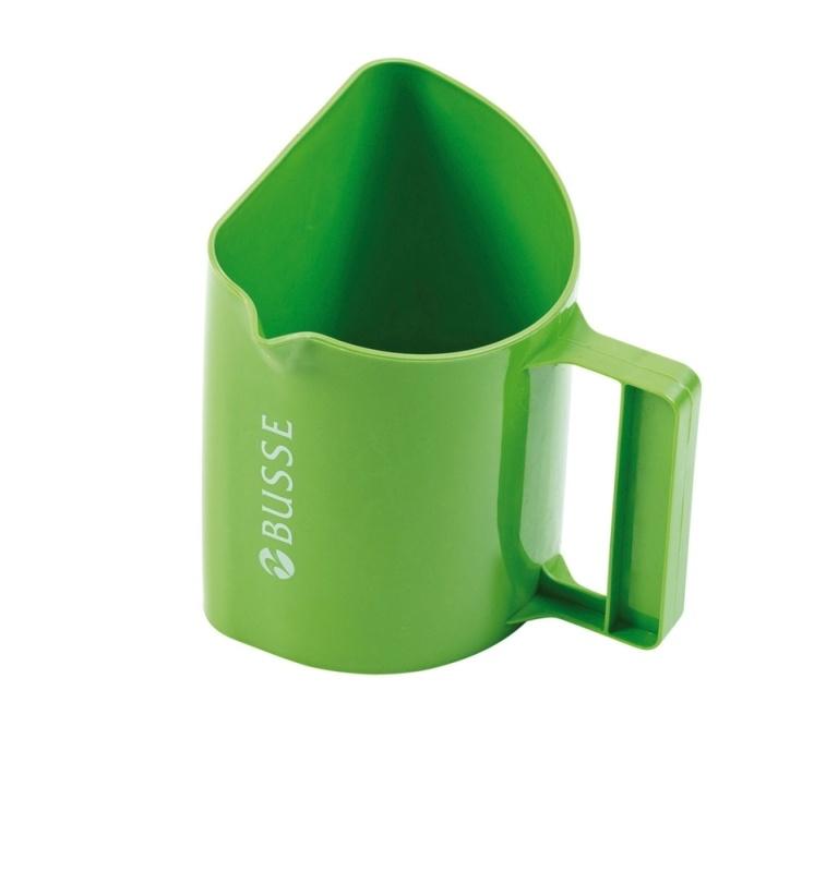 BUSSE Futterschaufel PRO, hellgrün