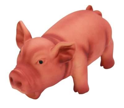 KERBL Schwein, Länge 15 cm, farblich sortiert