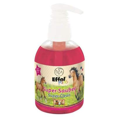 Effol Kids Super-Sauber NEU, Flasche mit Spender 300 ml