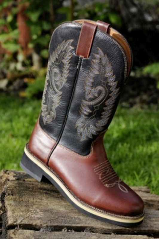 HKM TEXAS Westernstiefel -Softy cow-