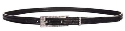 HKM Gürtel aus Lackleder -Lena- 15 mm breit