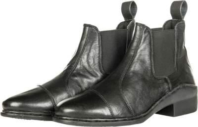 HKM Stiefeletten -Softy light- mit Elastikeinsatz, Schuhgrösse 36, schwarz