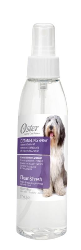 OSTER Entwirrungsspray Clean & Fresh, 177 ml