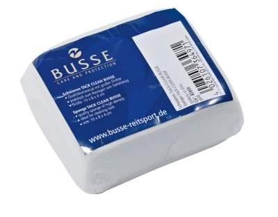 BUSSE Schwamm TACK CLEAN BUSSE, klein, weiß