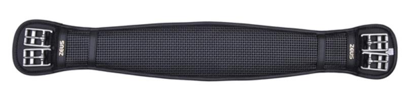 HKM Dressursattelgurt -Zeus-, Länge 80 cm, schwarz