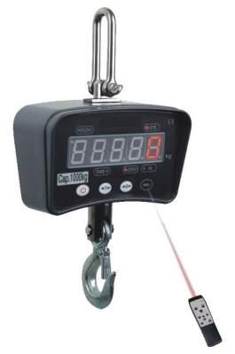 KERBL Digitale Hängewaage DigiScale 1000, bis 1000 kg