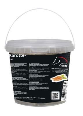 HKM Pferde-Leckerli -Karotte- im Eimerchen 750 g, 750 g