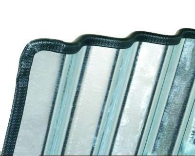 Growi Gummiprofil-Dachkantenschutz für Futterraufen, per lfdm.