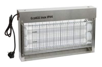 KERBL Fliegenvernichter EcoKill Inox IPX4