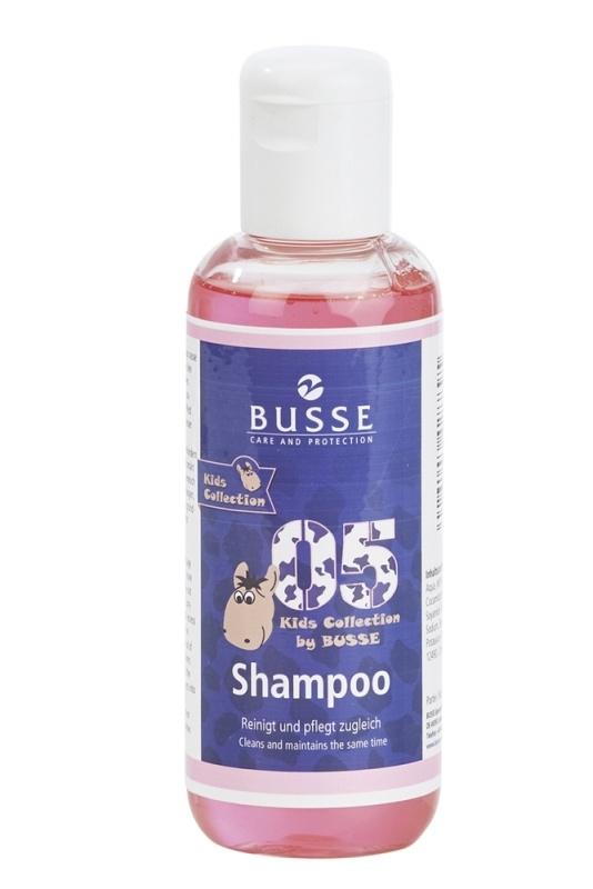 BUSSE Shampoo KIDS, 250 ml, rosa (flecki)