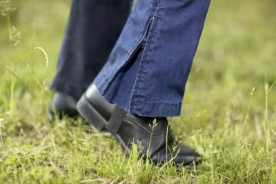 HKM PRO-TEAM Jodhpur Reithose -Neon Sports-Jeans Vollbesatz