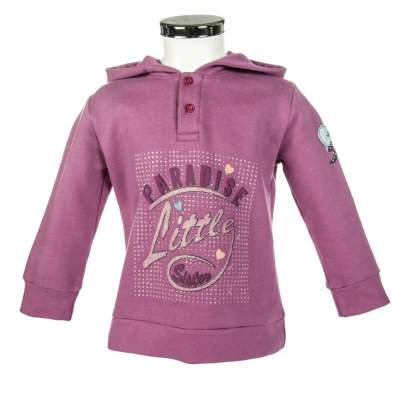 LITTLE SISTER by HKM Hoody -Paradiso-