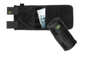 USG Wärme- und Kühlgamasche, Set, schwarz