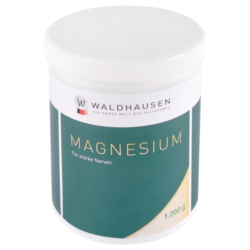 WALDHAUSEN Magnesium forte - Für starke Nerven, 1 kg, 1000 g