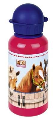 Die Spiegelburg Alu Trinkflasche Pferdefreunde Bunt In Der