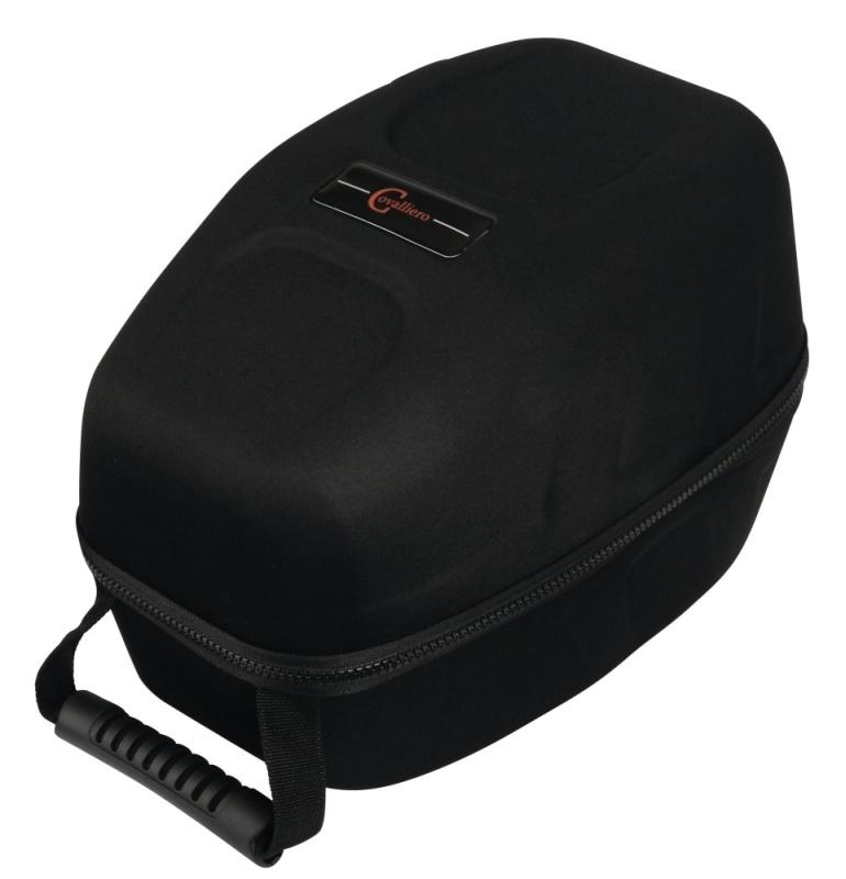 COVALLIERO Helmkoffer, schwarz