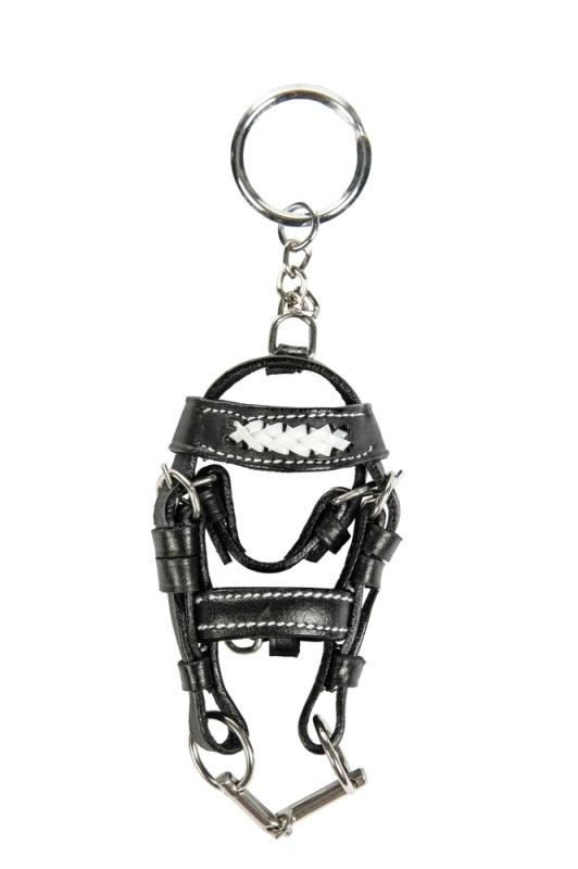 HKM Schlüsselanhänger -Mini-Trense-