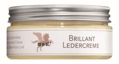 Bense & Eicke Brillant Ledercreme, 250 ml Dose