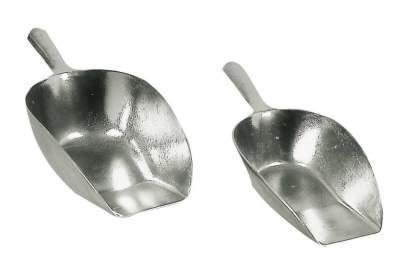 KERBL Abwiegeschaufel Aluminium