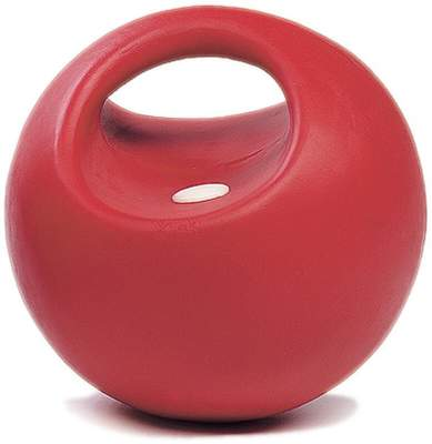 USG Spielball, rot mit Griff, robust