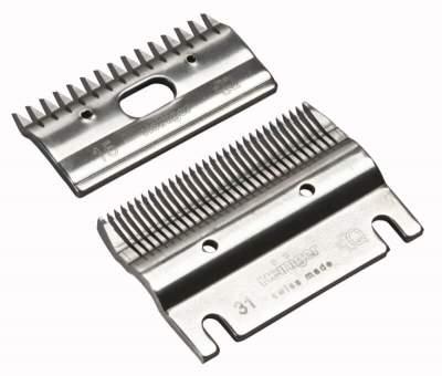 HEINIGER Schermesser, for ALL, standard 31/15, Stahl
