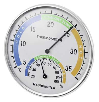 KERBL Thermometer - Hygrometer