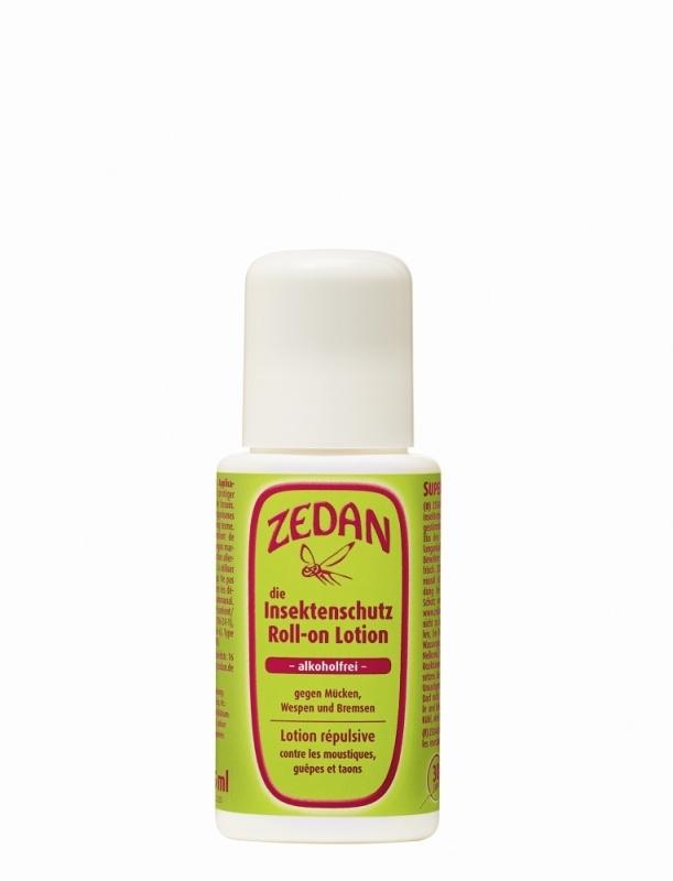 ZEDAN SP – Die Insektenschutz Roll-on Lotion, 75 ml