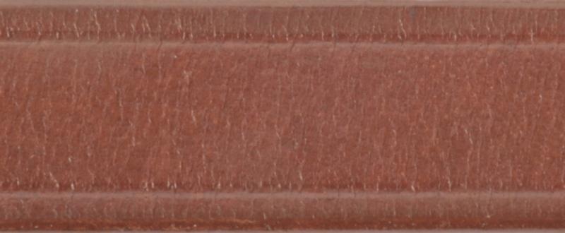 HKM TEXAS Trense -Dots- mit Kuhfell, Vollblut, dunkelbraun